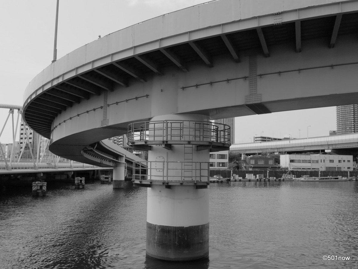 『中之島西』#大阪 #中之島 #阪神高速 #写真撮ってる人と繋がりたい#写真好きな人と繋がりたい#ファインダー越しの私の