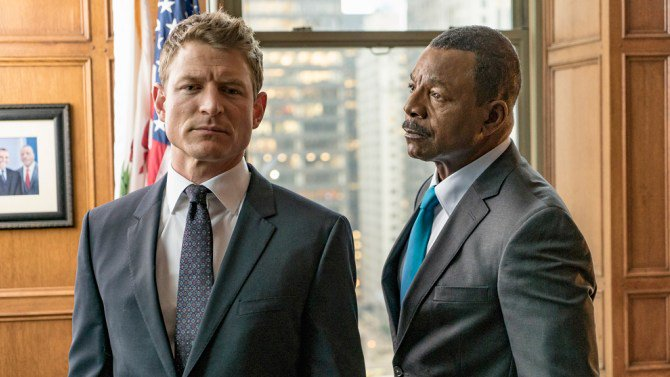 ChicagoJustice has been canceled after 1 season on @nbc.