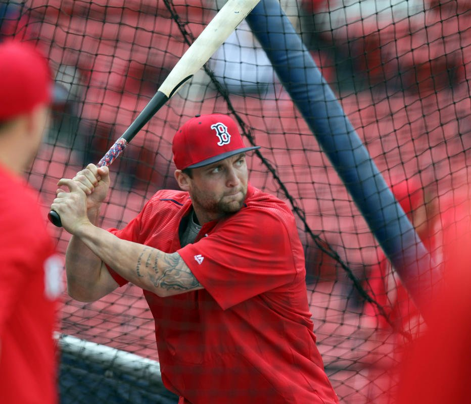 Sam Travis adds right-handed potential to Red Sox lineup