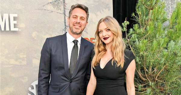 """Amanda Seyfried is smitten by her daughter: """"Man, I love being a mother."""""""