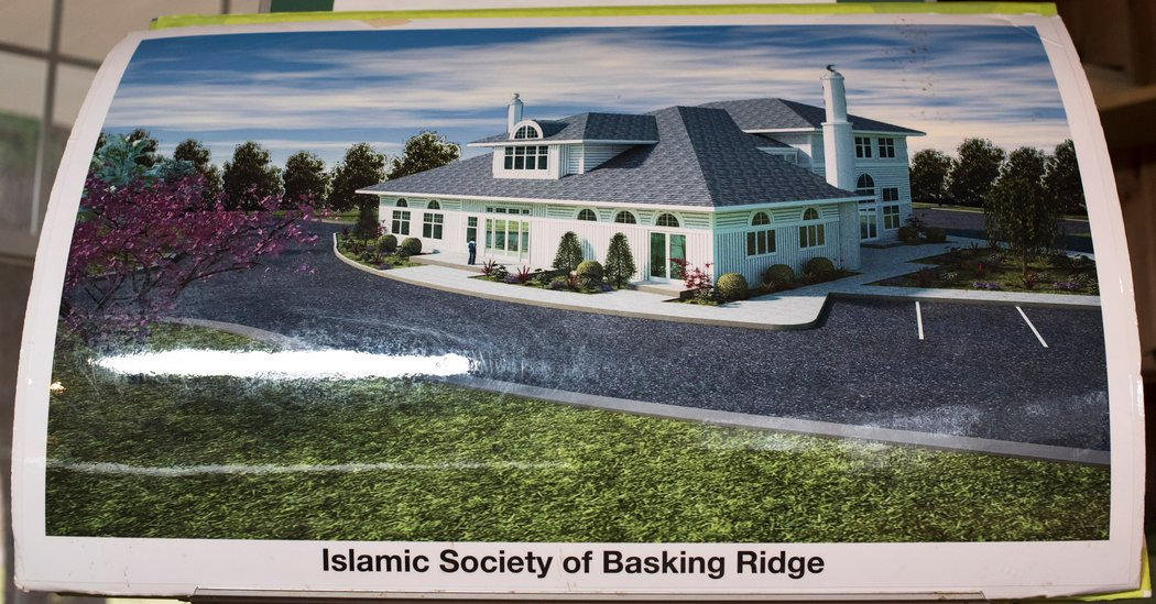 New Jersey Town Used Zoning to Discriminate Against Islam