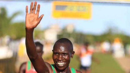 Kenyan stars ready to meet Mo Farah: Can Kamworor and company break the athletics' great?