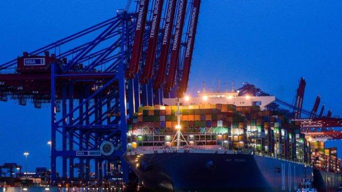 Verkehr: Hamburger Hafen informiert über erste Monate des Jahres https://t.co/nRp4S5XkAg #Hamburg https://t.co/nYpXL0F2II