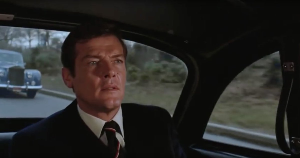 Roger Moore's 10 best James Bond chase scenes: via @thedrive
