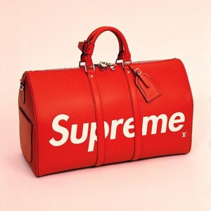 RT @pretareporter: The proposed Supreme x Louis Vuitton pop-up was denied in NYC:
