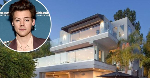 You can own Harry Styles' Hollywood Hills home for a mere $8.5: