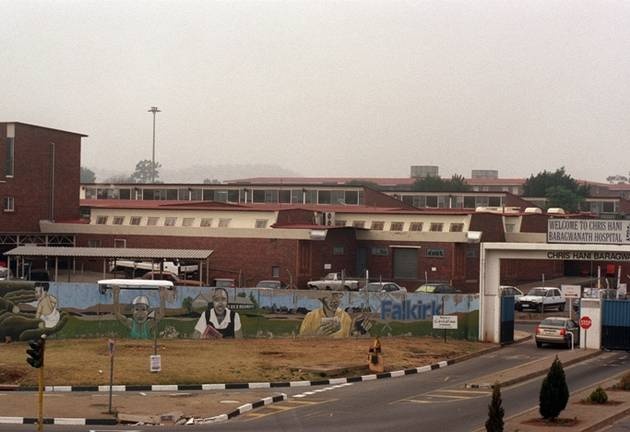 Patients maimed' blinded' injured at hospitals in Gauteng