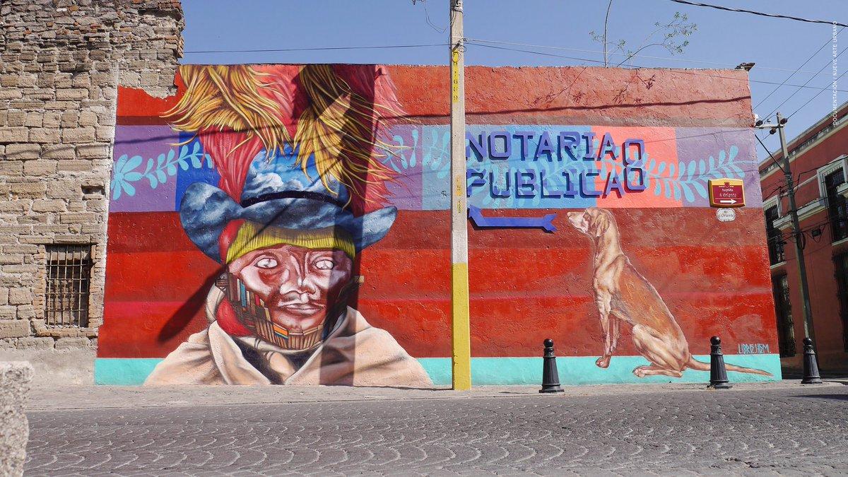 test Twitter Media - Gracias a todos aquellos que confiaron en el arte de @laruedapuebla, recorre las calles del barrio y descubre. https://t.co/tROWRrWkwp