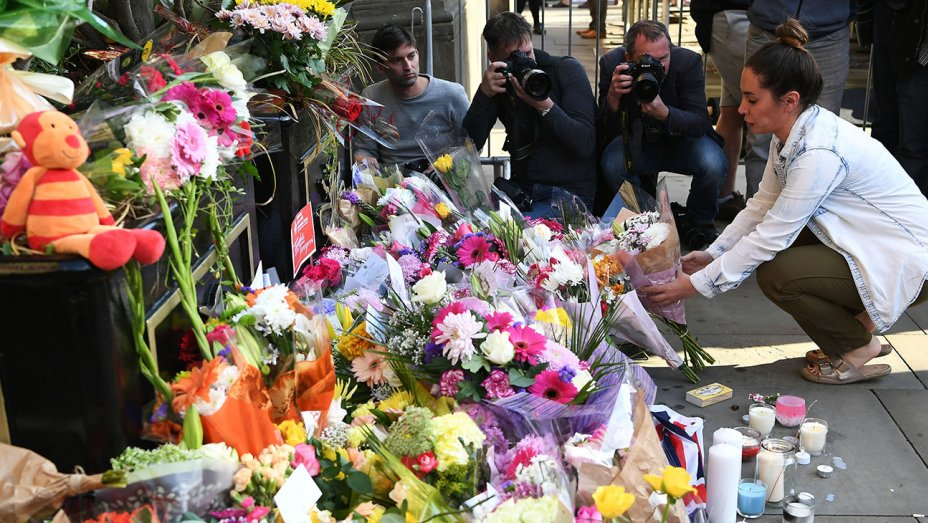 "Manchester stages defiant vigil after concert attack: ""We are the many, they are the few"""