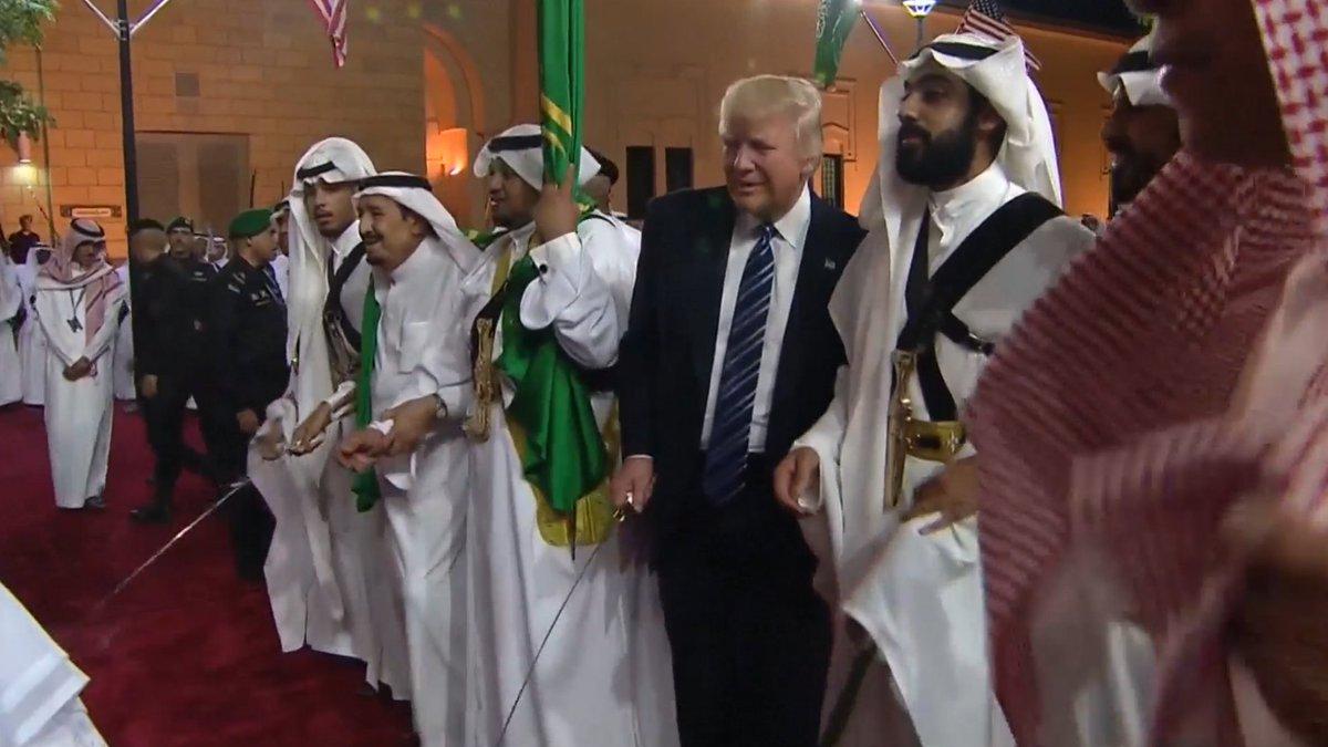 """Why Trump didn't use the phrase """"radical islamic terrorism"""" in Saudi Arabia"""