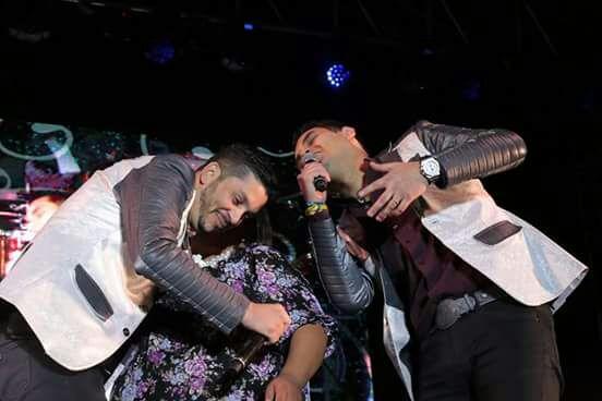test Twitter Media - @flacorecoditos @chicuela pos como quieren que no me ponga nerviosa Samuel me canta y el Rey me abraza jajajaja fui tan felíz. Gracias Dios https://t.co/wDkHhEY7DC