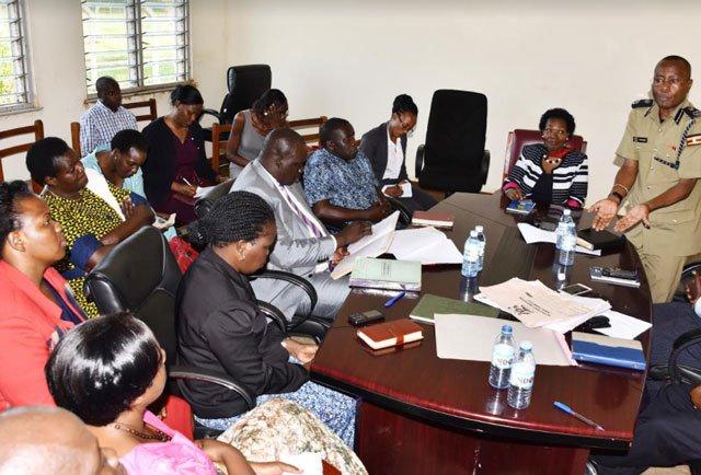 Drama as MPs disagree on Nalufeenya