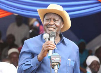 Raila: Why I cannot support independent candidates