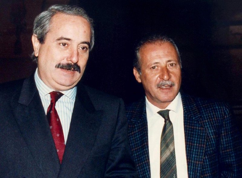 #FALCONEeBORSELLINO