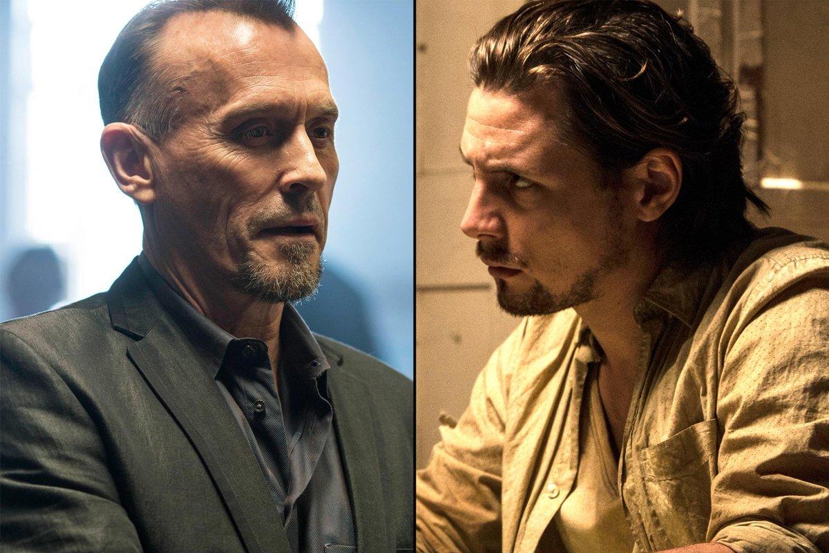 Whip's true identity is revealed on PrisonBreak: