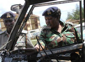 Two drown in River Nzoia while allegedly avoiding police crackdown