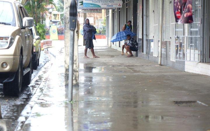Parts of Fiji hit by heavy rain