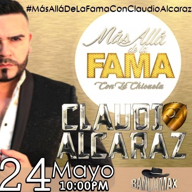 test Twitter Media - No te pierdas mañana 24 de Mayo @MasAllaDeLaFama de @ClaudioAlcaraz con La @chicuela solo por @TvBandamax 10:00 pm https://t.co/ZRkLbm6Sjp