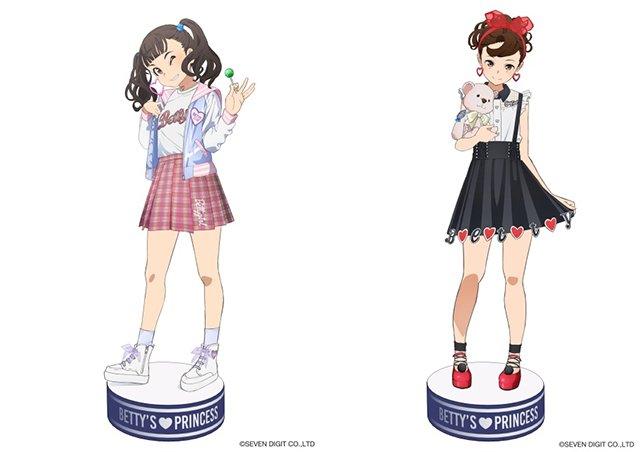 【ニュース】『SAO』、『WORKING!!』などを手がけたアニメーター・足立慎吾氏と子供服ブランド「Betty(ベティ