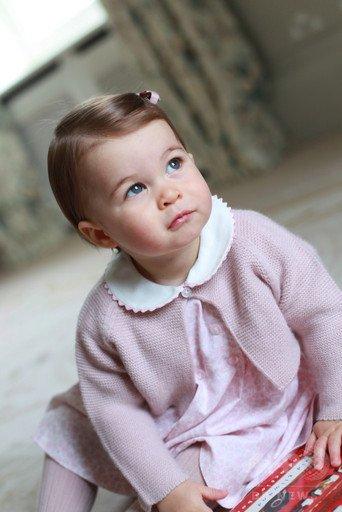 【特集】英国のシャーロット王女  : Photo