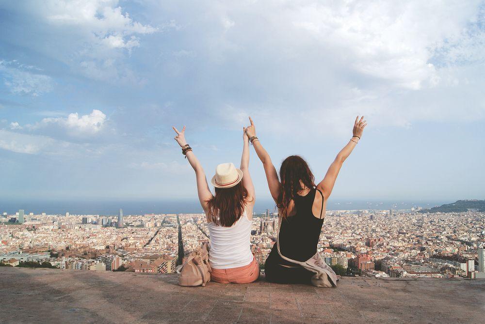 Buenos días, miércoles. Viajar es una gran manera de conocerse. #FelizMiércoles