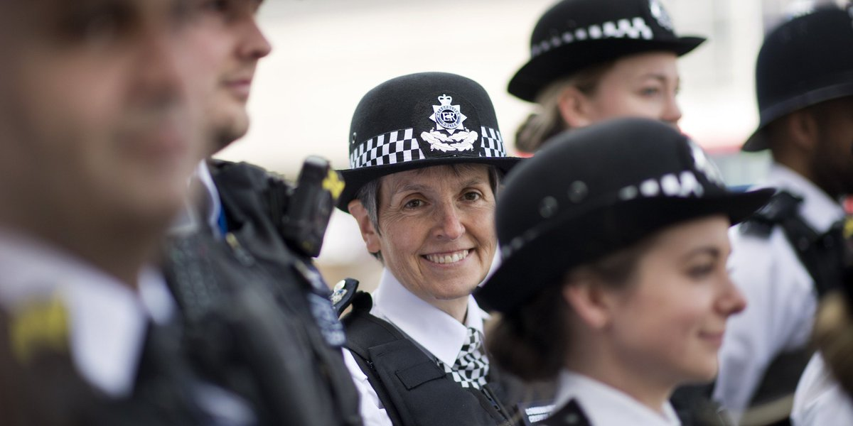 'the met: policing london' - a powerful way to show the public how we  police the capital - cressida dick blogs - scoopnest.com