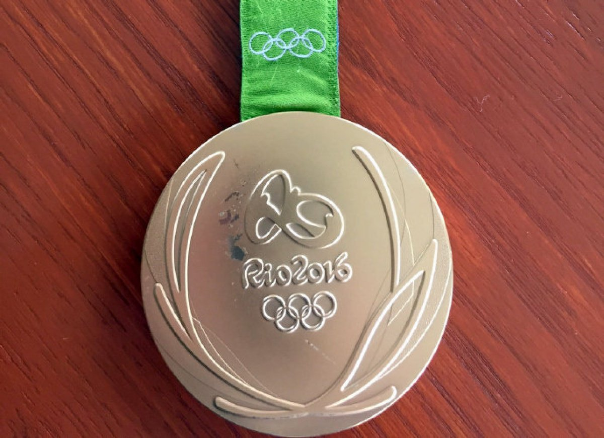 Faster, higher, rustier: Rio Olympics medals are damaged