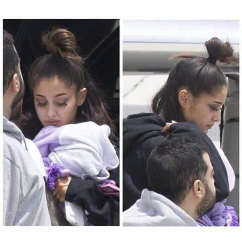 #ArianaStayStrong