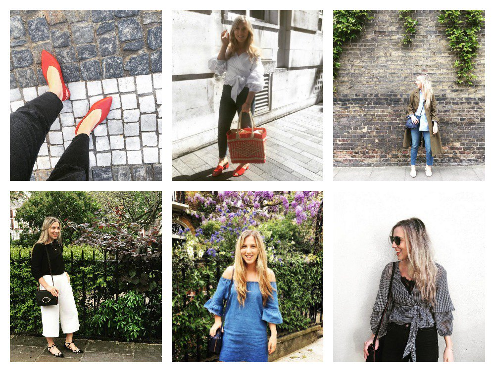 LOOK's @sarahrharrison on the summer staples that will up your Insta game...