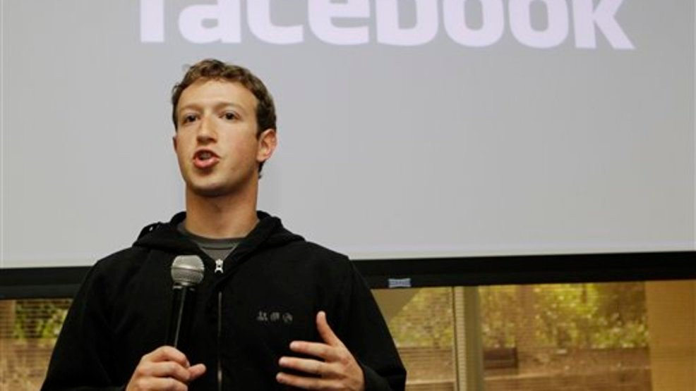 Mark Zuckerberg, wife visit Massachusetts high school
