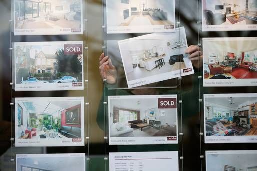 Movers with equity outbidding first-time buyers for houses