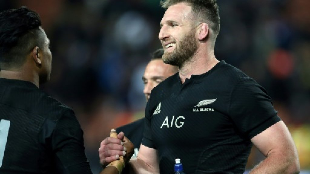 Read signs All Black deal through to 2019 World Cup