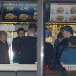 Kadıköy'de sabaha karşı fast food restoranında soygun: Yaralılar var