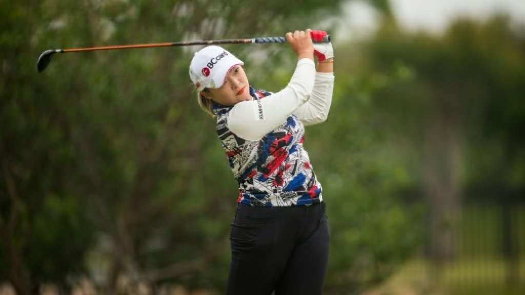 No. 10 Jang leaves LPGA for South Korea return