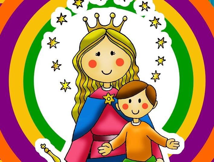 RT @GRUPOEDEBE: ¡Feliz día de María Auxiliadora! #FelizMiercoles #MariaAuxiliadora https://t.co/tgiPcHx26Z