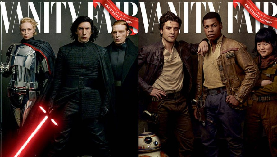 Ready for some Star Wars spoilers? Here are five movie secrets revealed in Vanity Fair: