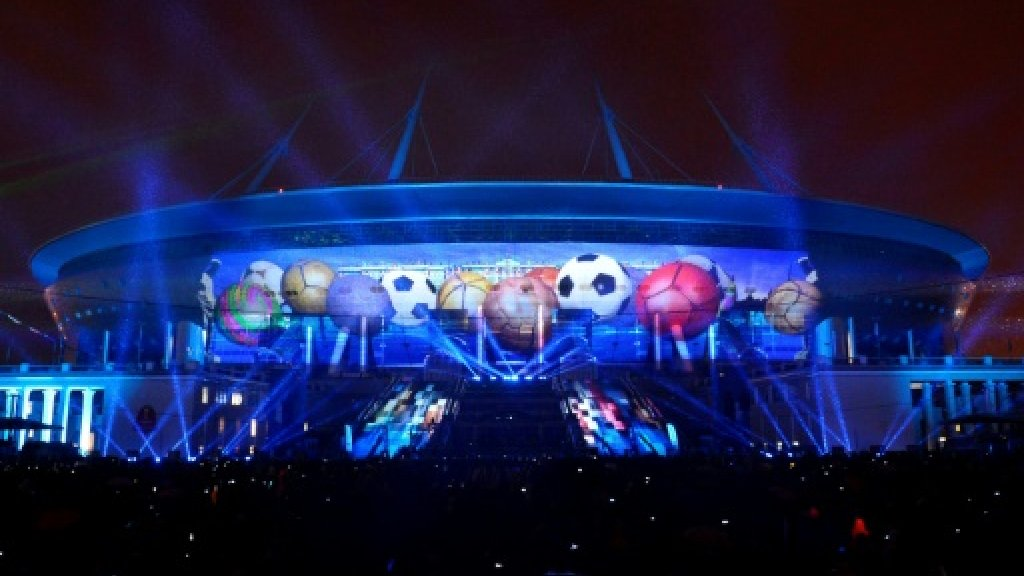Football: Russia scrambles to save face with Confed Cup looming