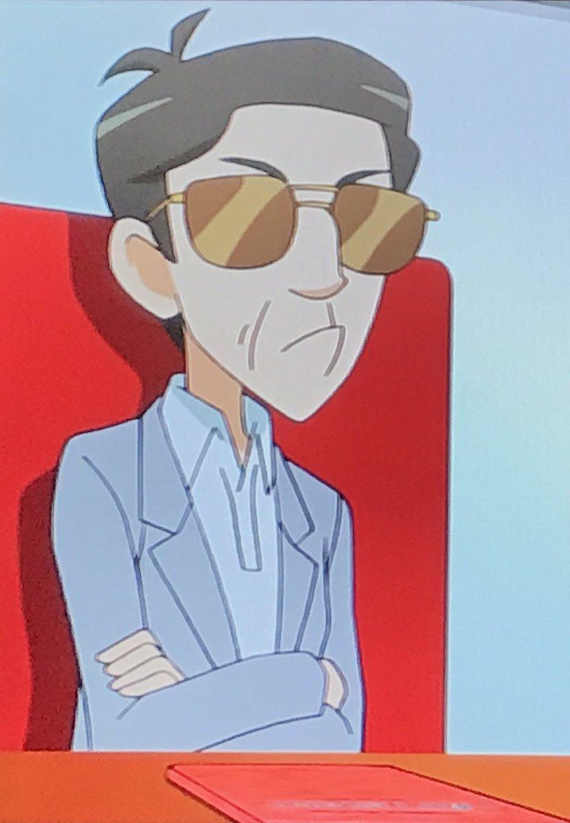 笹川監督と言えば……ディアマイフューチャー23話で映画監督のキャラクターのモデルになってるよね。