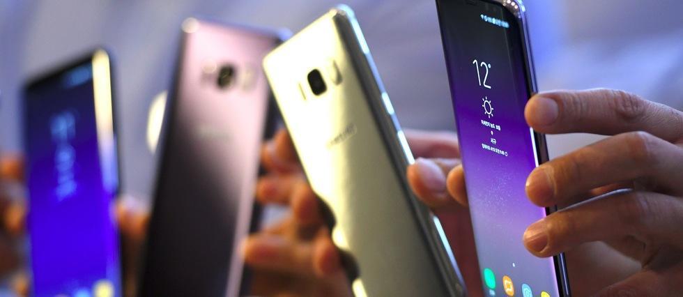 Des hackers allemands affirment avoir piraté le Samsung Galaxy S8