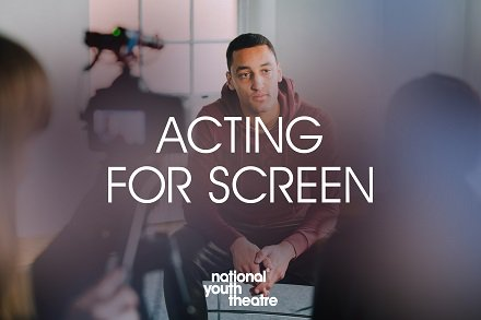Spring into action! Final places on our acting for screen course this Spring Bank. https://t.co/w0PDGLb5aI https://t.co/QBYFftlvCc