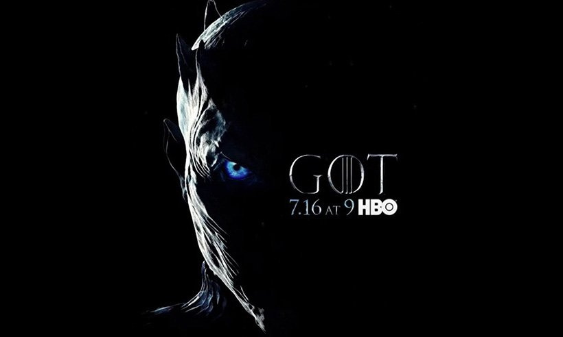 .@GameOfThrones have released a creepy White Walker teaser – watch it here!