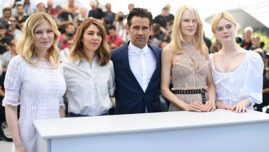 Cannes: Nicole Kidman Pushes for More Female Directors at 'The Beguiled' Press Conference