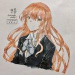 声の形 - 「西宮 硝子 」#ASilentVoice #KoeNoKatachi #anime #manga #ill