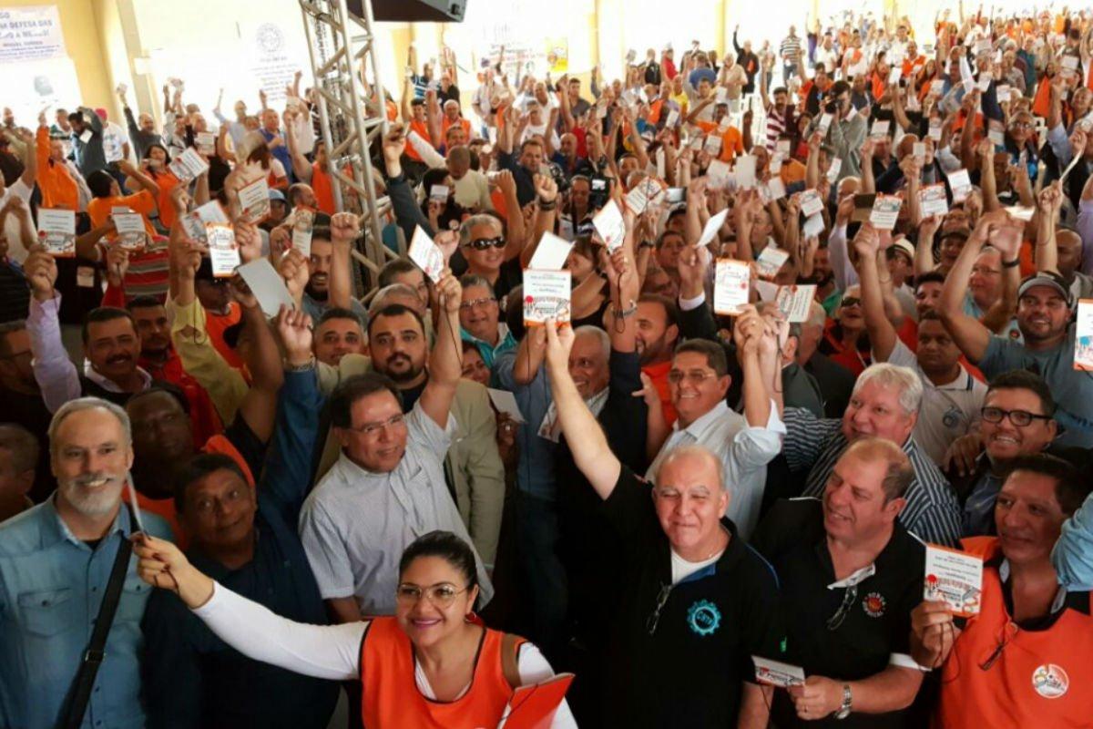 Ocupa Brasília Força Sindical e UGT miram reformas, mas poupam Temer