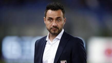 Liga, l'ex tecnico del Palermo De Zerbi vicino al Las Palmas di Boateng e Livaja