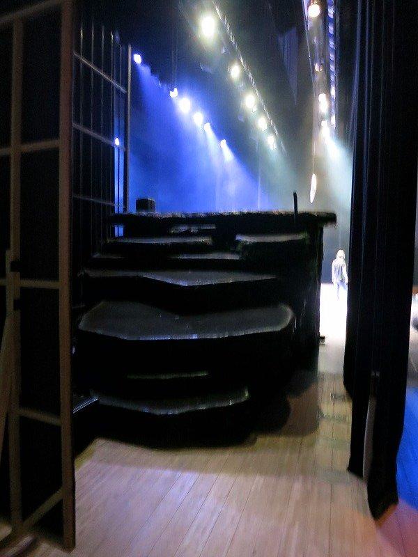 舞台「里見八犬伝青森公演」こちらの写真は、翌日準備時撮影したものです。#里見八犬伝 #リンクステーションホール青森