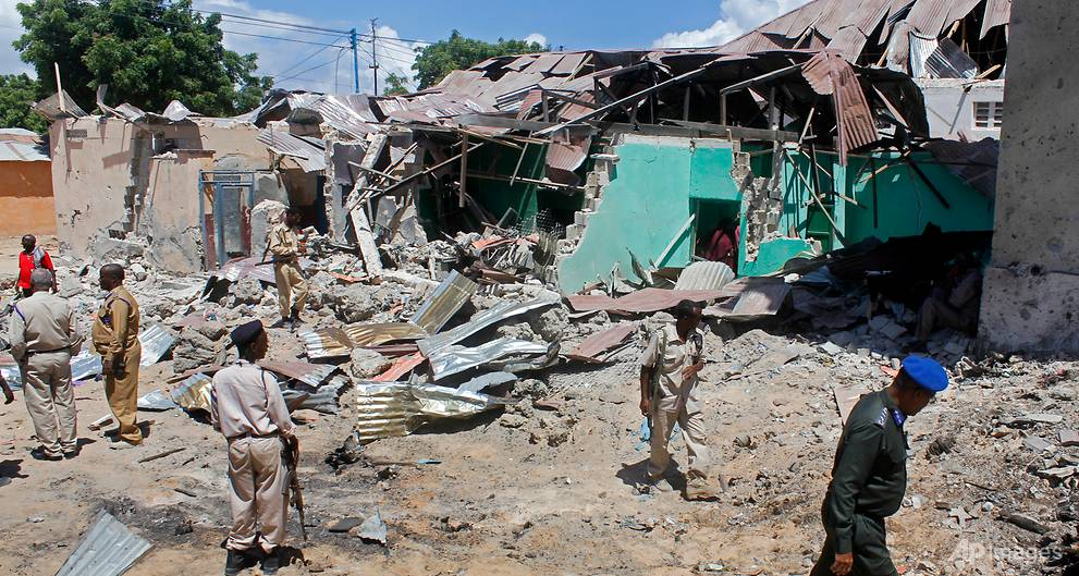 IS kills five in first suicide attack in Somalia