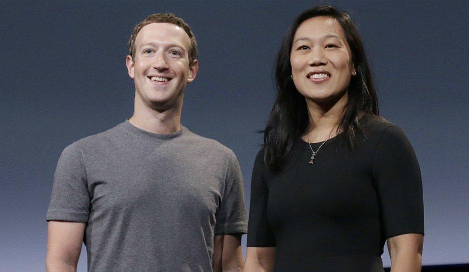 Facebook Founder Mark Zuckerberg And Wife Priscilla Chan Visit Childhood School On Fifth 'Honeymoon'