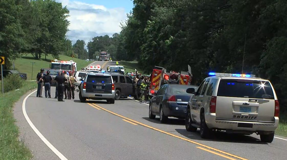 Hwy 79 closed at Fairview Church Road near Cleveland due to fatal crash
