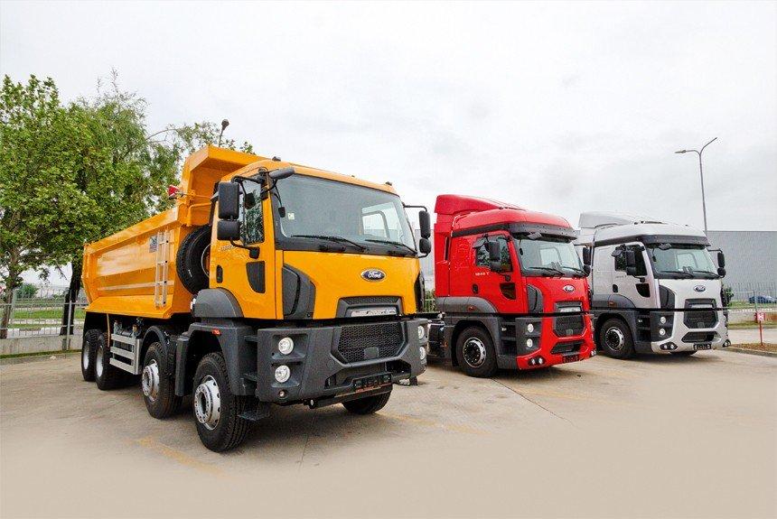 Евро-Cargo: на грузовом Форде по Румынии